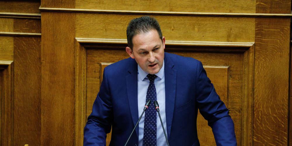 Πέτσας για σχέδιο ΣΥΡΙΖΑ: Αποτυχημένο σίκουελ με τους ίδιους πρωταγωνιστές