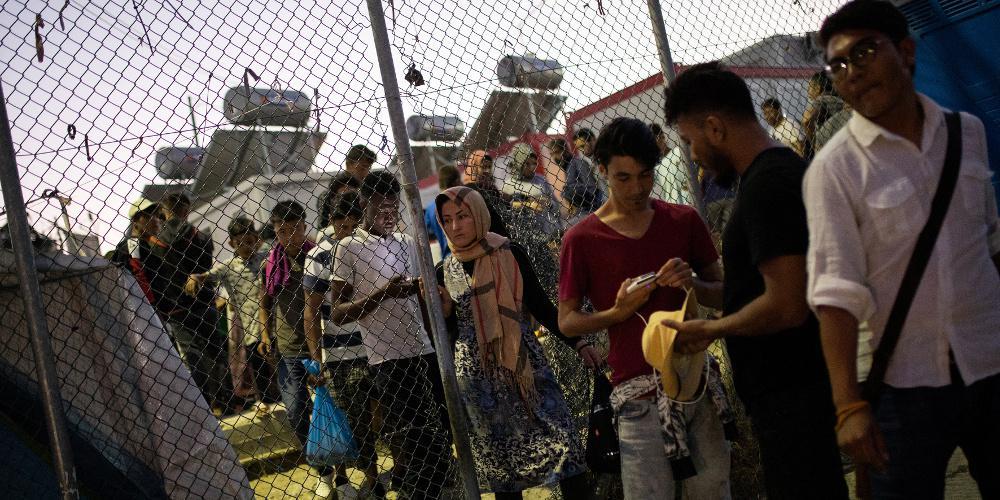 Οχι από τον δήμο Σάμου σε μεγάλη κλειστή δομή για μετανάστες