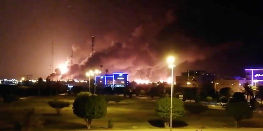 Επιθέσεις με drone κατά πετρελαϊκών εγκαταστάσεων στη Σαουδική Αραβία