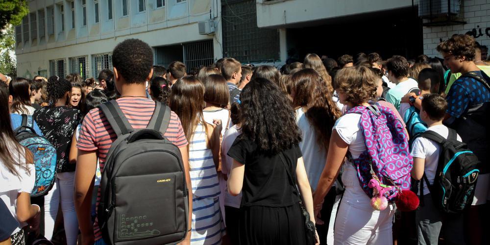 Έρευνα: Οι μαθητές πιέζονται στο σχολείο και δεν στηρίζονται από τους εκπαιδευτικούς