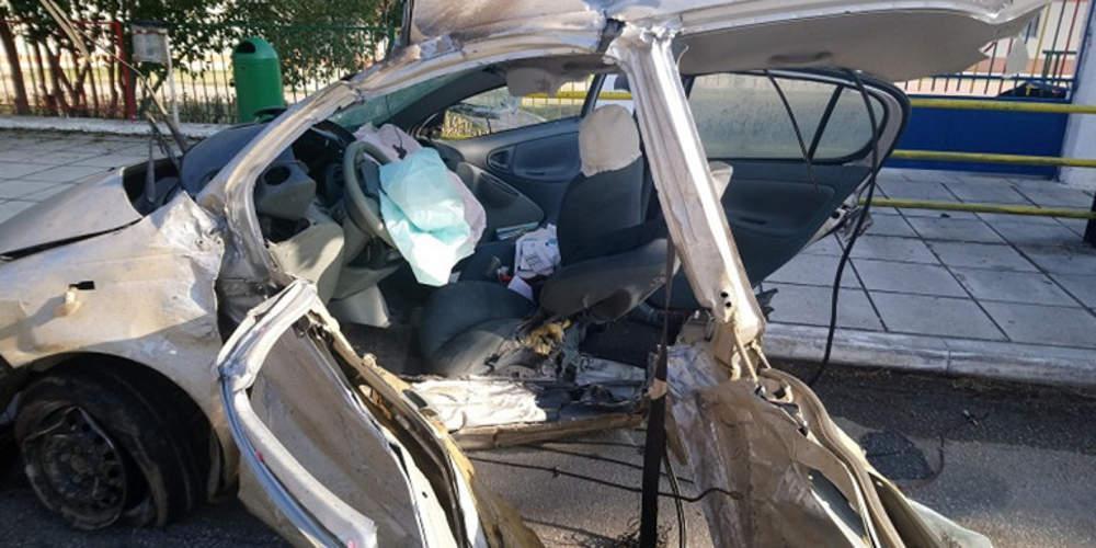 Αρνητικός «πρωταθλητής» το Ηράκλειο στα τροχαία δυστυχήματα