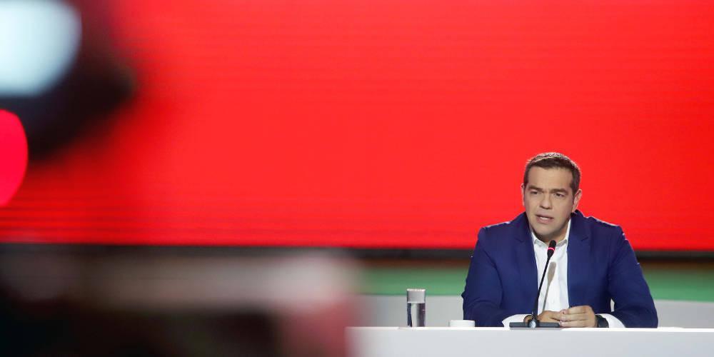 Ο Τσίπρας κατήγγειλε την κατασυκοφάντηση των Πανεπιστημίων από ΜΜΕ