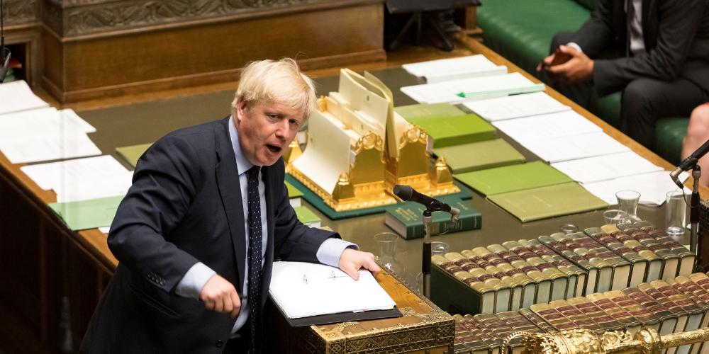 Νίκη Τζόνσον: «Κλείδωσαν» οι εκλογές στη Βρετανία για τις 12 Δεκεμβρίου