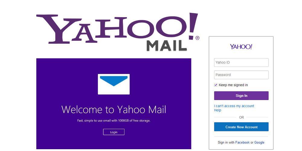 Επανήλθε το yahoo mail μετά από έξι ώρες