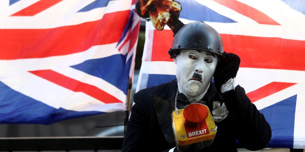 Θετικοί οι 27 της ΕΕ σε νέα -μικρή- αναβολή του Βrexit