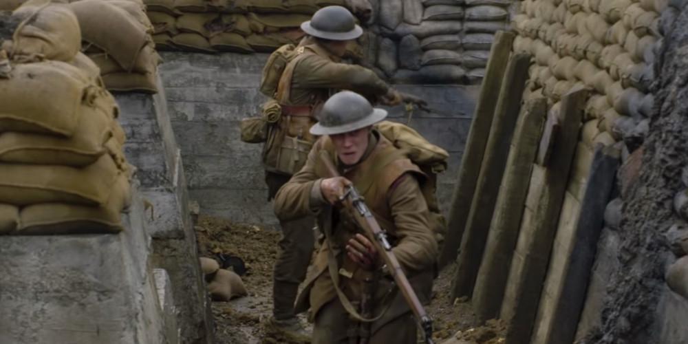 1917: Το νέο trailer της ταινιάρας του Σαμ Μέντες προμηνύει κομμένη ανάσα