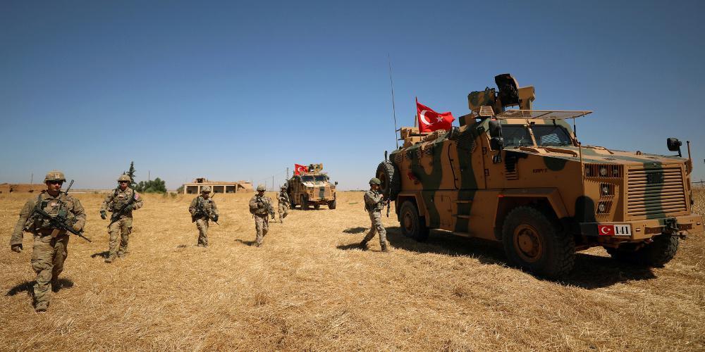 Τουρκία: Αύξηση των στρατιωτικών δαπανών κατά 86% σε μία δεκαετία