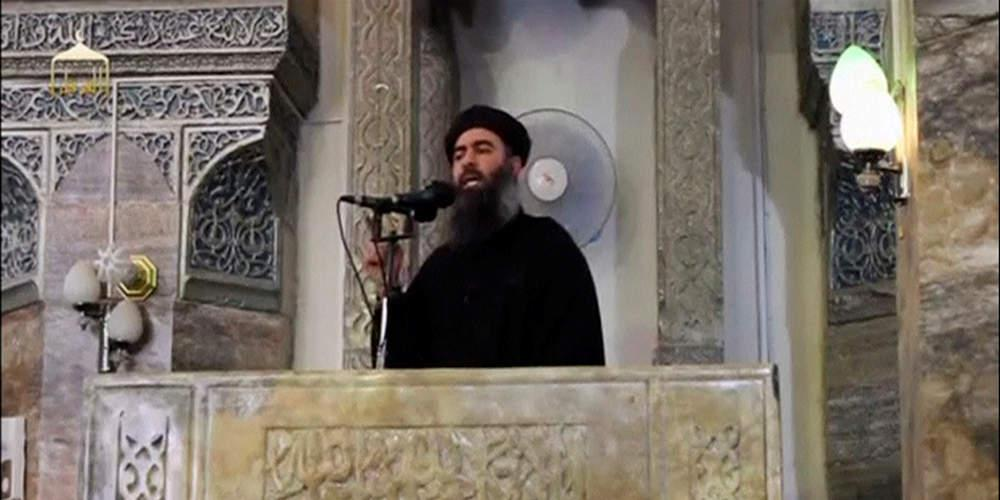 25 εκατομμύρια δολάρια η αμοιβή του πληροφοριοδότη που «έδωσε» τον αρχηγό του ISIS