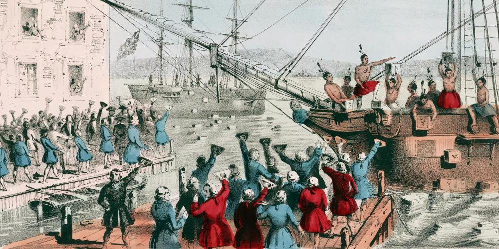 Από το Boston Tea Party στην Κίνα: Οι εμπορικοί πόλεμοι στην ιστορία των ΗΠΑ