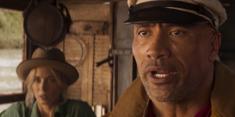 Jungle Cruise: Έμιλυ Μπλαντ και Ντουέιν Τζόνσον σε μια υπέροχη κωμωδία δράσης [trailer]