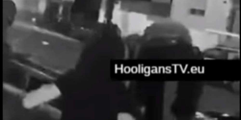 Βίντεο-ντοκουμέντο: Άγριες συγκρούσεις χούλιγκαν του Ολυμπιακού και του Παναθηναϊκού στα Πετράλωνα