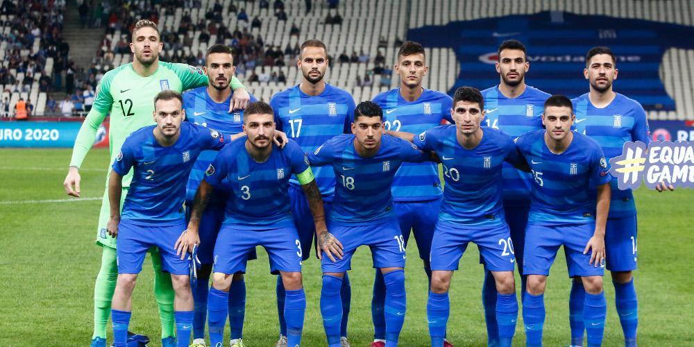 Αυτή είναι η αποστολή της Εθνικής για τους αγώνες με Αρμενία και Φινλανδία