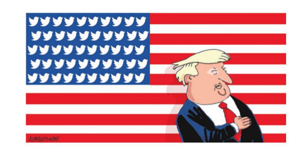 Η γελοιογραφία της ημέρας από τον Γιάννη Δερμεντζόγλου – 08 Οκτωβρίου 2019