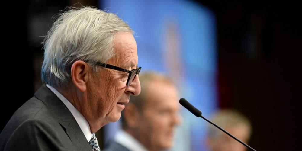 Βούρκωσε ο Γιούνκερ στην τελευταία Σύνοδο Κορυφής: Περήφανος που υπηρέτησα την Ευρώπη
