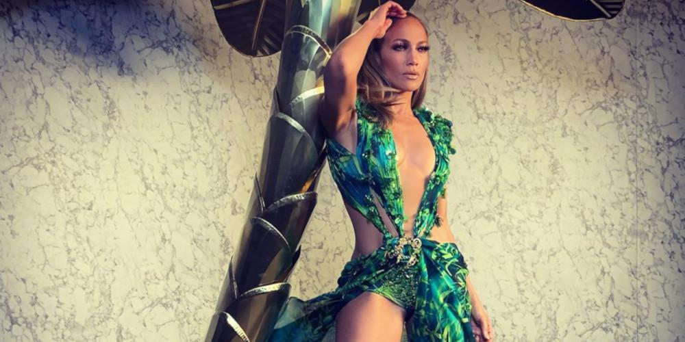 Σχεδόν γυμνή η Τζένιφερ Λόπεζ στο promo video του νέου της τραγουδιού