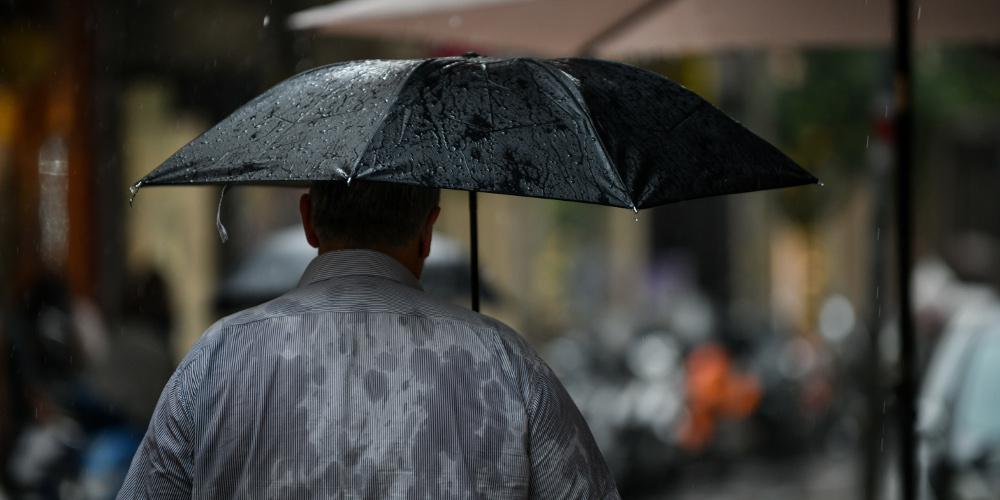 Χαλάει ο καιρός: Δείτε ποιες περιοχές θα επηρεαστούν τις επόμενες ώρες [χάρτες]