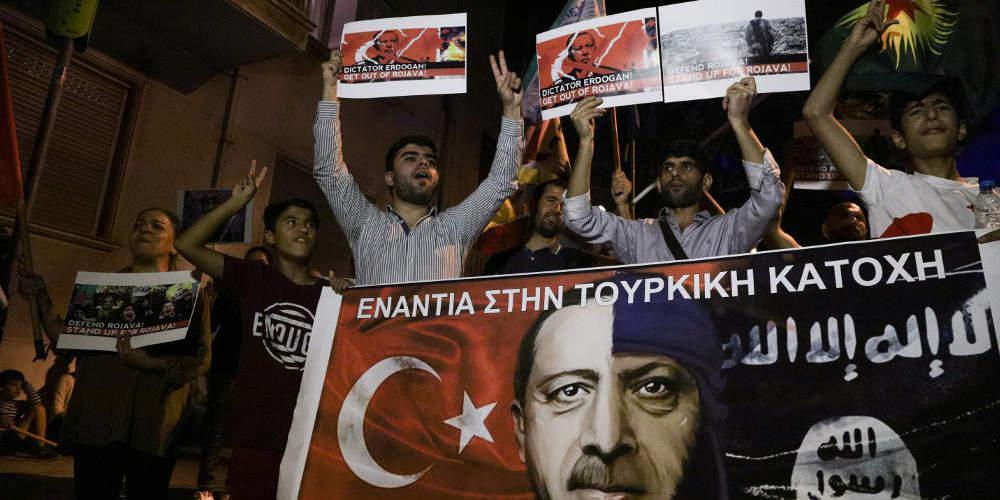 «Ο Ερντογάν θέλει να μας εξοντώσει»: Συγκλονίζει ο Κούρδος ηγέτης της Συρίας [βίντεο]
