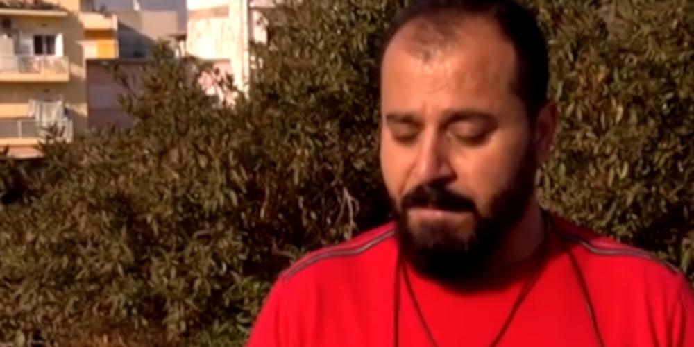 O Κούρδος που έγινε... Κρητικός: «Τα βουνά μας θυμίζουν Σφακιά» [βίντεο]