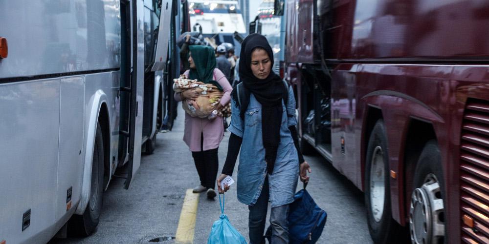 Μεταναστευτικό: Έφτασαν στην Ελλάδα τα πρώτα είδη ανθρωπιστικής βοήθειας από την Ε.Ε.