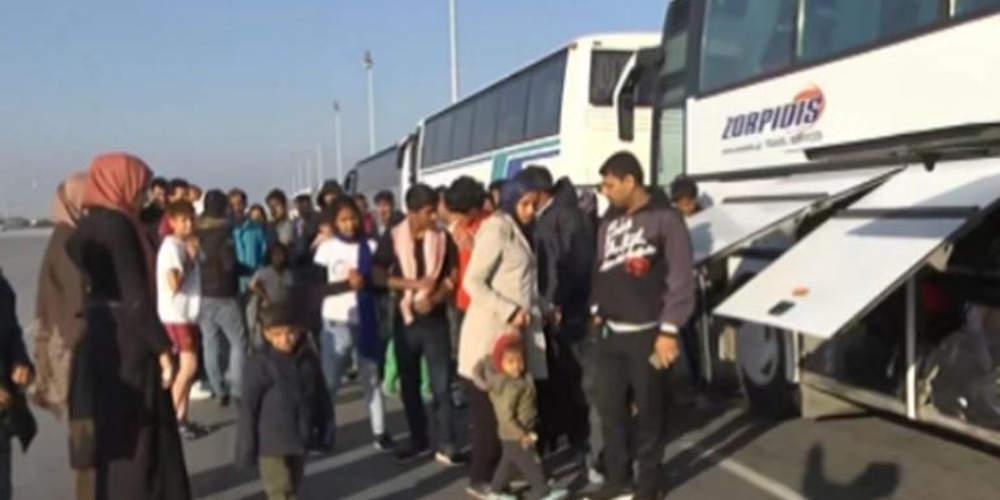 Αναστάτωση στα Βρασνά Θεσσαλονίκης: Οι κάτοικοι απέτρεψαν μετανάστες να εγκατασταθούν [βίντεο]