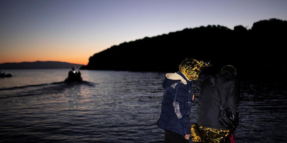 «Ασφυξία» στη Λέσβο: Πάνω από 700 αφίξεις μεταναστών σε δυόμιση μέρες