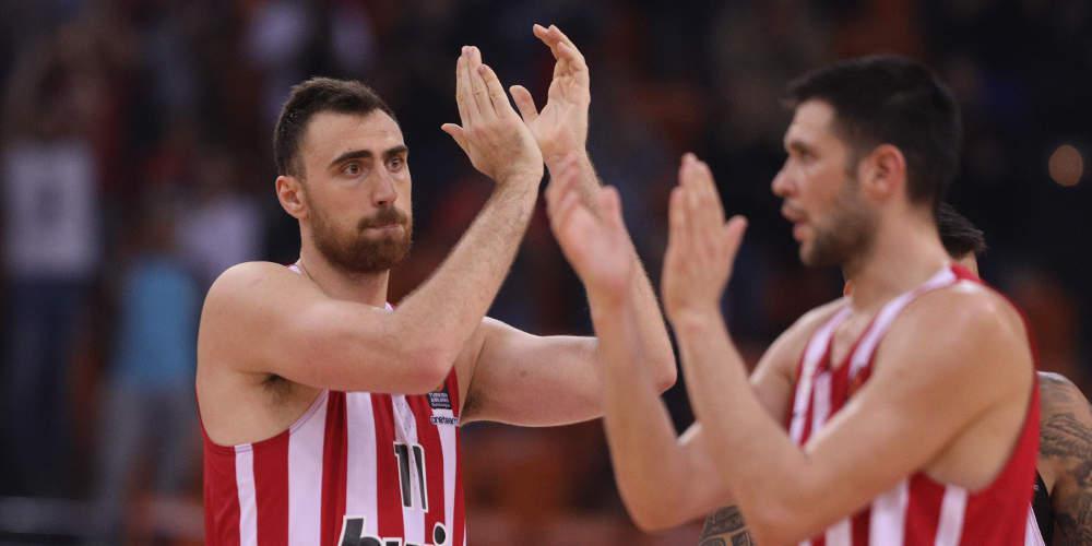 Euroleague: Με μόνο στόχο τη νίκη ο Ολυμπιακός υποδέχεται την Εφές