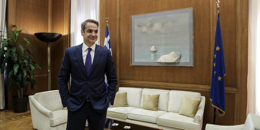 Ολοκληρώνει τις συναντήσεις με τους πολιτικούς αρχηγούς ο Μητσοτάκης – Σήμερα στις 11 βλέπει τον Κουτσούμπα