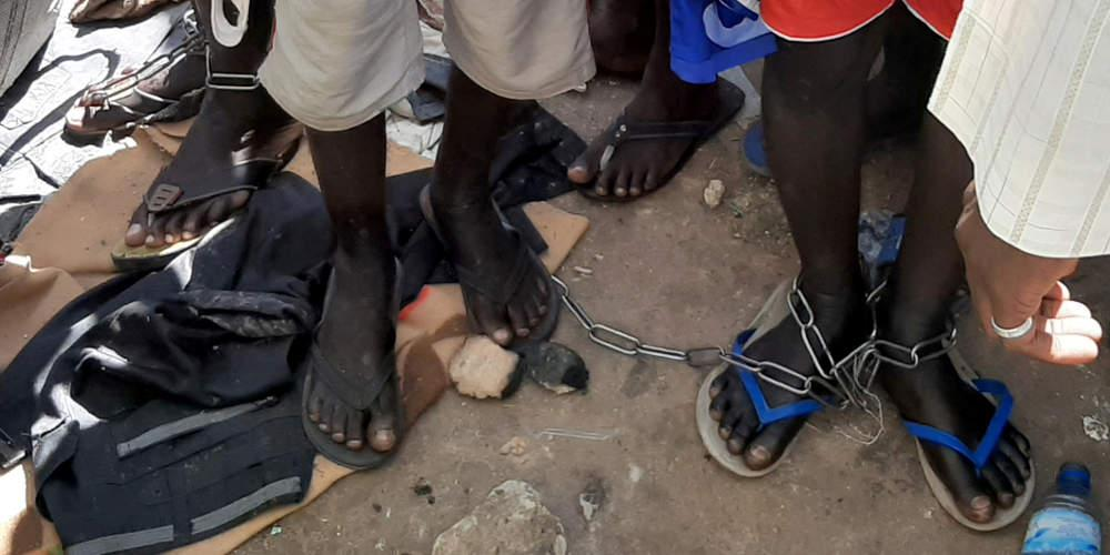 Φρίκη στη Νιγηρία: Κρατούσαν αλυσοδεμένα σε σχολείο πάνω από 300 αγόρια και τα βίαζαν