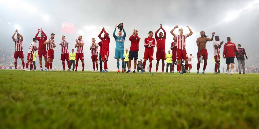 Champions League: Τα δίνει όλα για την πρόκριση ο Ολυμπιακός απόψε κόντρα στον Ερυθρό Αστέρα