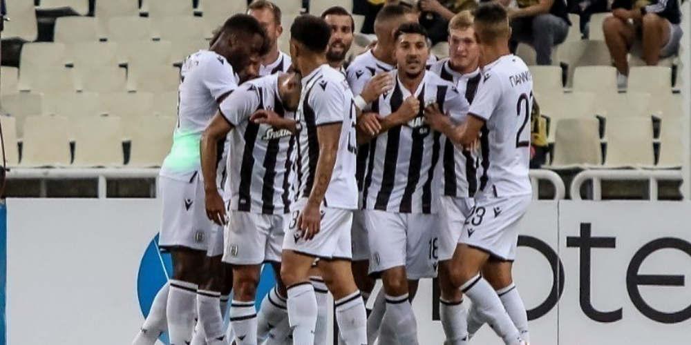 Ο ΠΑΟΚ νίκησε 5-1 τον Ατρόμητο και είναι μόνος πρώτος στην κορυφή της super league 1