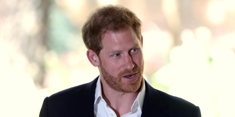Πρίγκιπας Χάρι: Η ειρωνική συμπεριφορά του σε ρεπόρτερ κάνει το γύρο του κόσμου