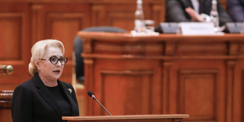 Έπεσε η κυβέρνηση της Ρουμανίας μετά από πρόταση μομφής