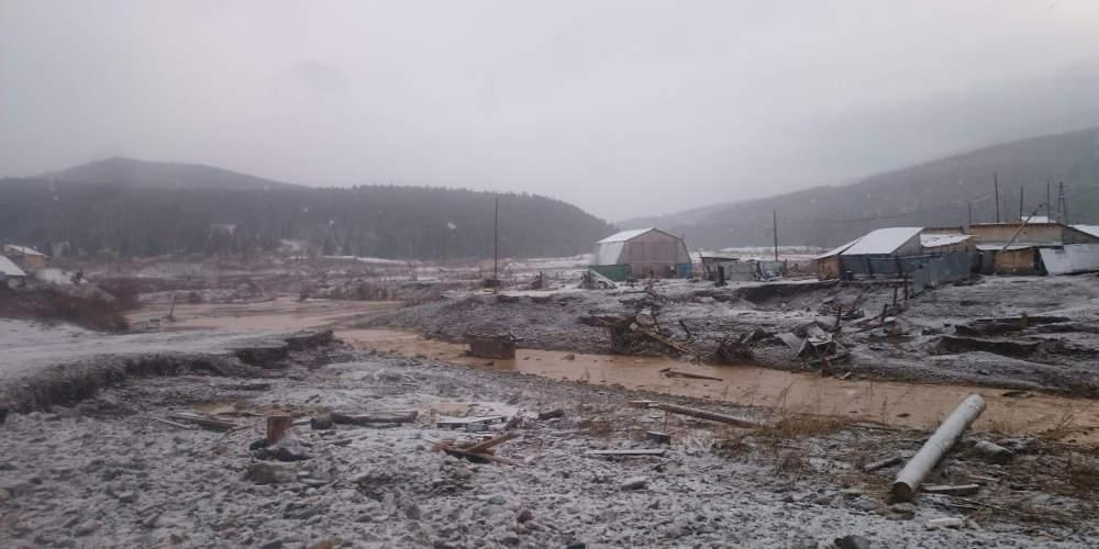 Τραγωδία: Τουλάχιστον 13 νεκροί από κατάρρευση φράγματος σε χρυσωρυχείο στη Σιβηρία