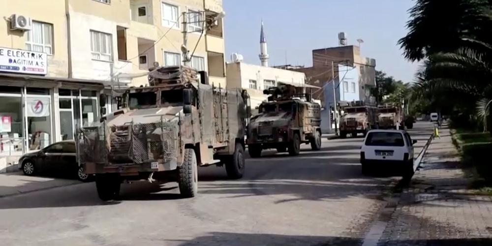 Τουρκικά ΜΜΕ: Ο τουρκικός στρατός μπήκε στο Ιντλίμπ