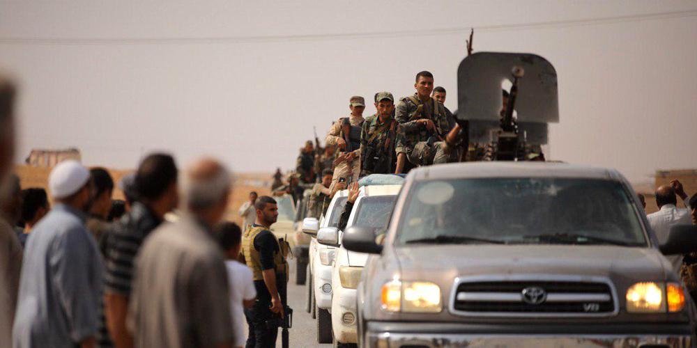 Σκληρές μάχες στη Συρία: Οι τουρκικές δυνάμεις σκότωσαν έξι στρατιώτες του Άσαντ