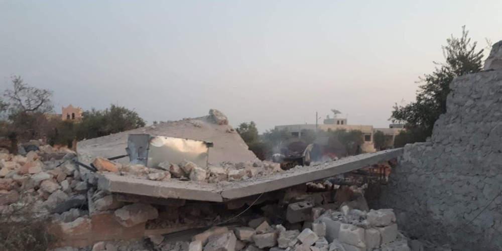 Αυτή είναι η περιοχή που έγινε η επίθεση κατά του ηγέτη του ISIS [βίντεο]