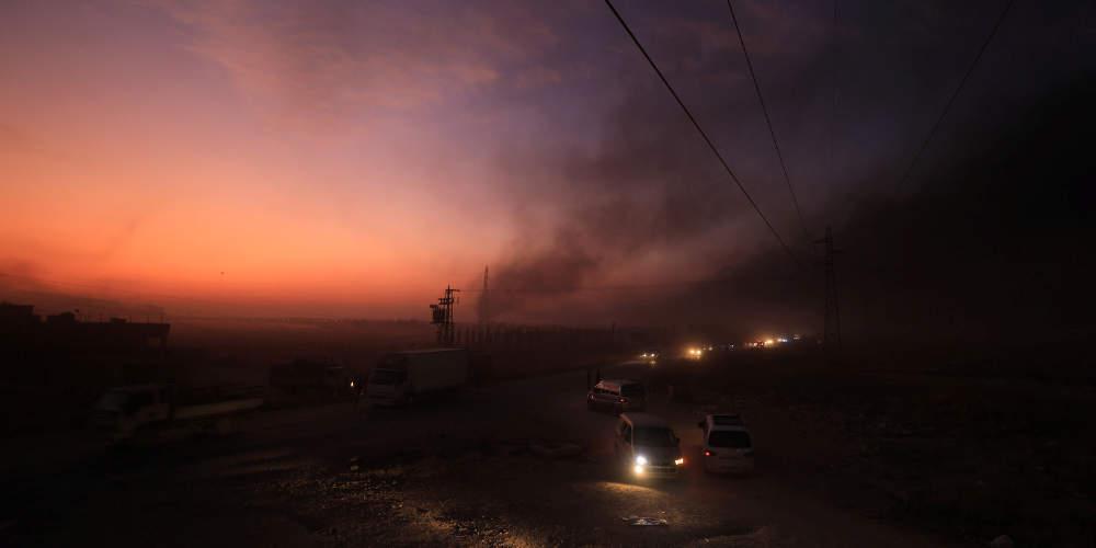 Παγκόσμια καταδίκη και κατακραυγή για την τουρκική εισβολή στη Συρία