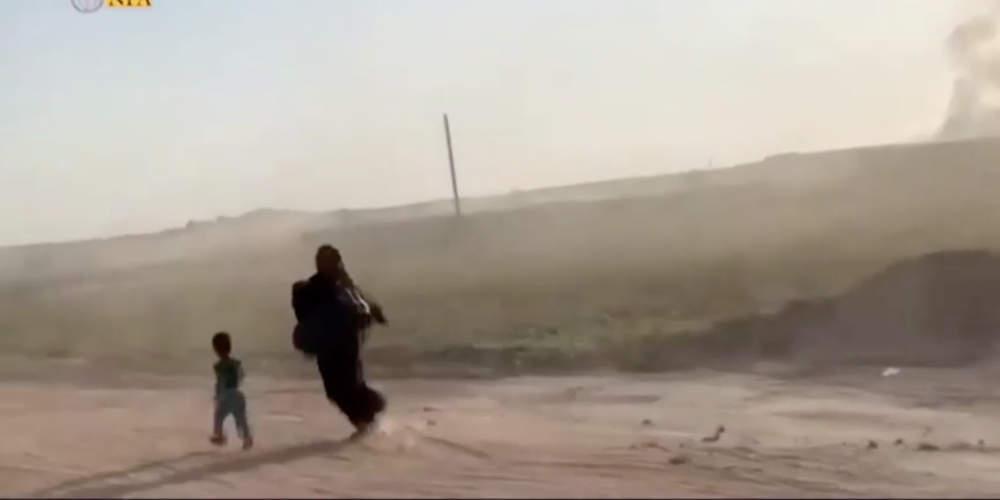 5 άμαχοι νεκροί από τις τουρκικές επιθέσεις σύμφωνα με τους Κούρδους