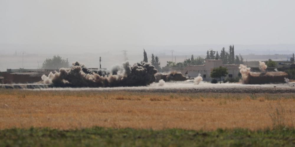 Έκκληση ΟΗΕ για κατάπαυση του πυρός στη Συρία