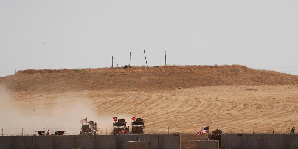 Η Τουρκία επιτέθηκε στην Συρία: Το πυροβολικό έπληξε θέσεις Κούρδων