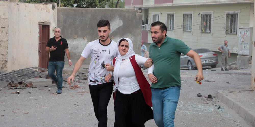 Τραγωδία: 8 νεκροί άμαχοι στην Τουρκία από κουρδικές οβίδες