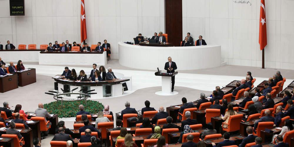 Στην τουρκική Βουλή το νομοσχέδιο για την αποστολή στρατού στη Λιβύη