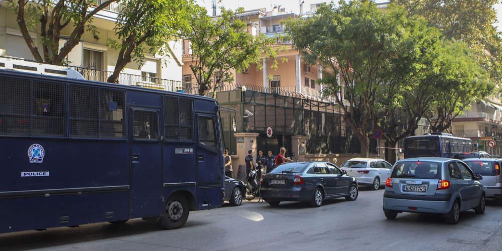 Τουρκικό ΥΠΕΞ: Αναρχικοί που συνεργάζονται με το PKK οι εισβολείς στο προξενείο μας