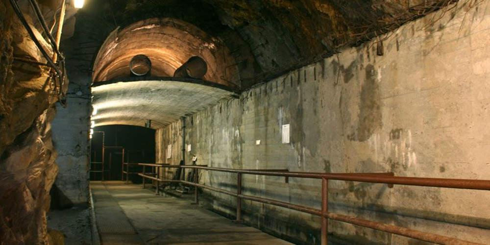 Εντυπωσιακό: Η υπόγεια πολιτεία από σήραγγες που κατασκεύασαν οι ναζί στη Σλοβενία [βίντεο]