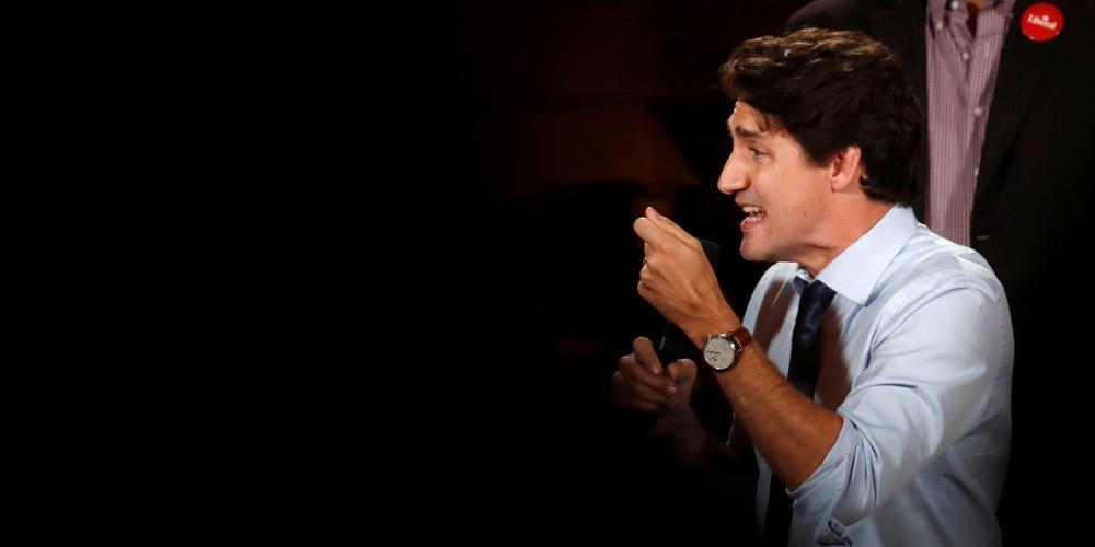 Πύρρειος νίκη για τον Τριντό στον Καναδά: Σχηματίζει κυβέρνηση αλλά χάνει την πλειοψηφία