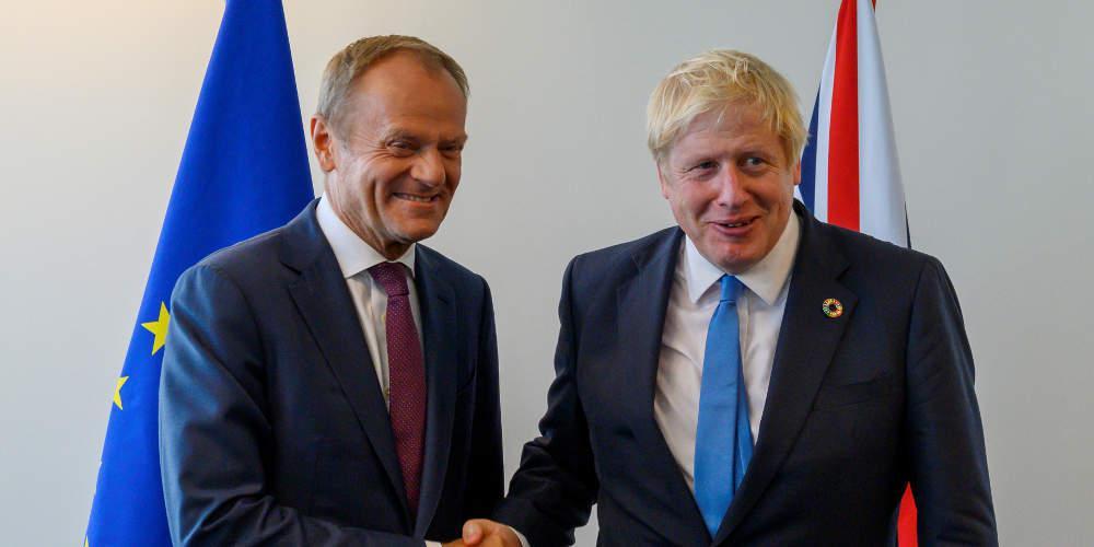 Στο τραπέζι των 27 της ΕΕ νέα παράταση του Brexit – Σήμερα αποφασίζουν