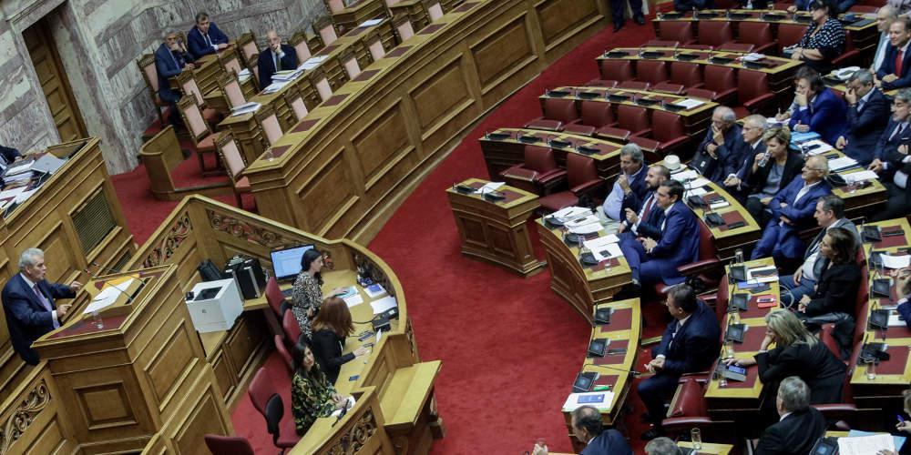 Παπαγγελόπουλος: Εγώ Κομανέτσι δεν πρόκειται να γίνω, δεν υπάρχει Ρασπούτιν