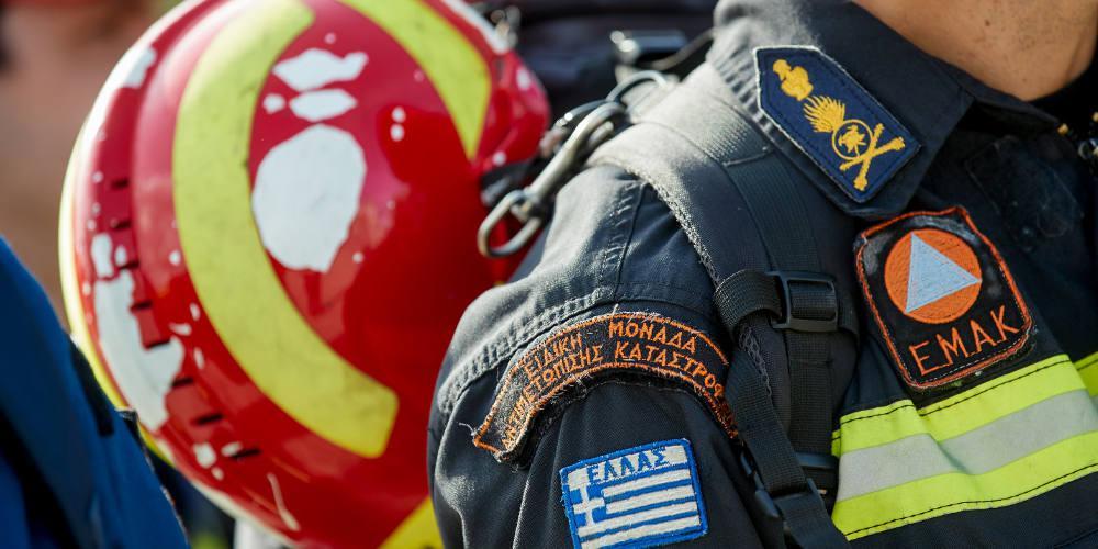 Μετάθεση για επτά πυροσβέστες της ΕΜΑΚ που δεν είχαν εμβολιαστεί