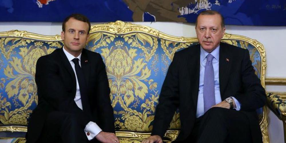 Στα «κάγκελα» η Τουρκία με Μακρόν: Υπεύθυνος για την αστάθεια στη Λιβύη