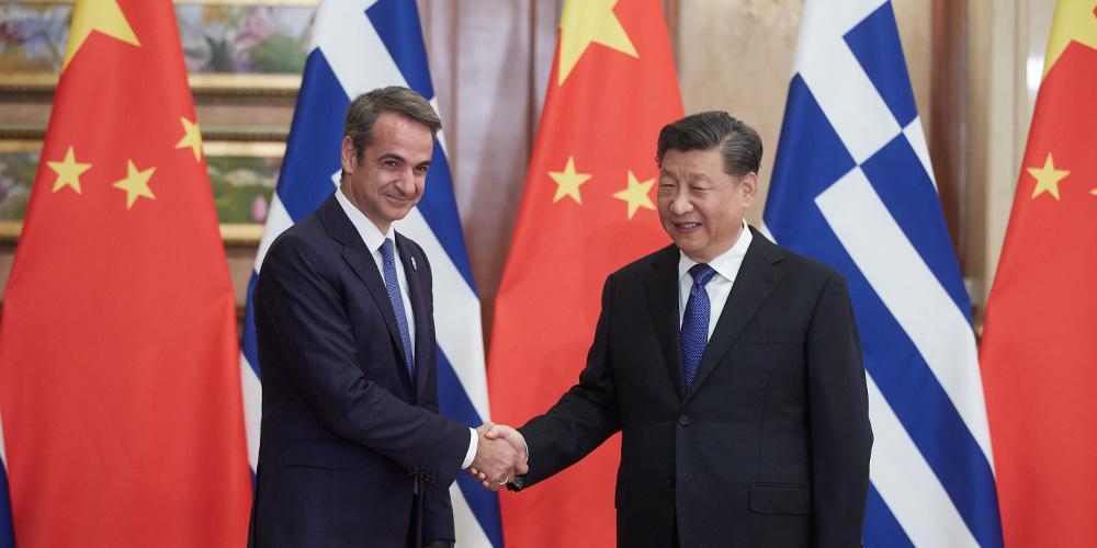 Στην Αθήνα απόψε για διήμερη επίσημη επίσκεψη ο Πρόεδρος της Λαϊκής Δημοκρατίας της Κίνας Σι Τζινπίνγκ